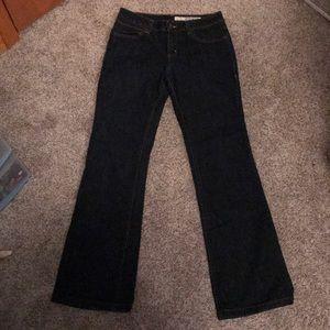 DKNY dark wash jeans size 4